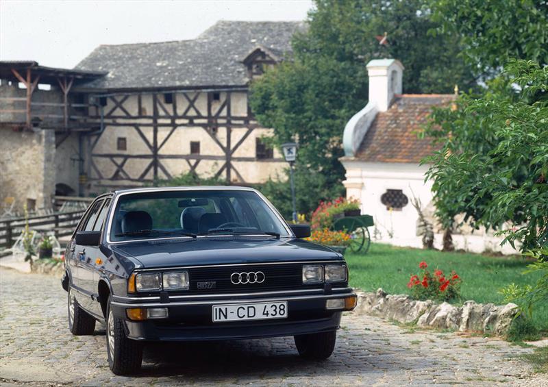 Audi 200 5T (C2) 1981