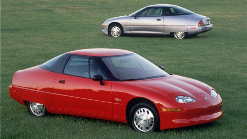 Top 10: Chevrolet EV-1