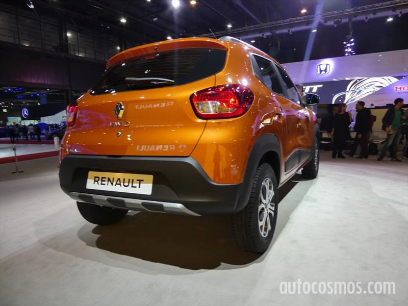 Renault en el Salón de Buenos Aires 2017