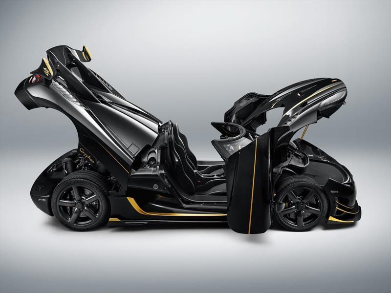 Koeniggseg Agera RS Gryphon