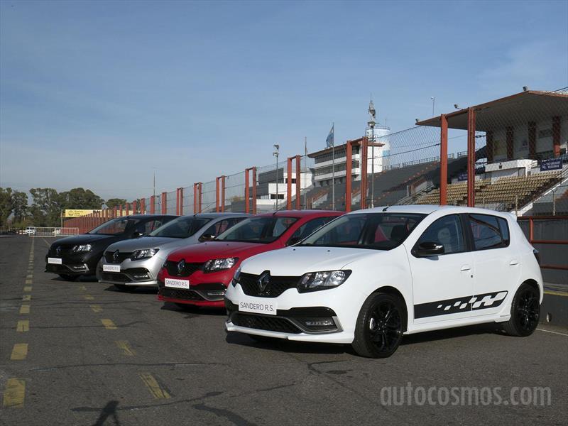 Renault Sandero RS 2.0: Primer contacto