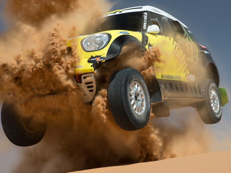 MINI en el Dakar 2014