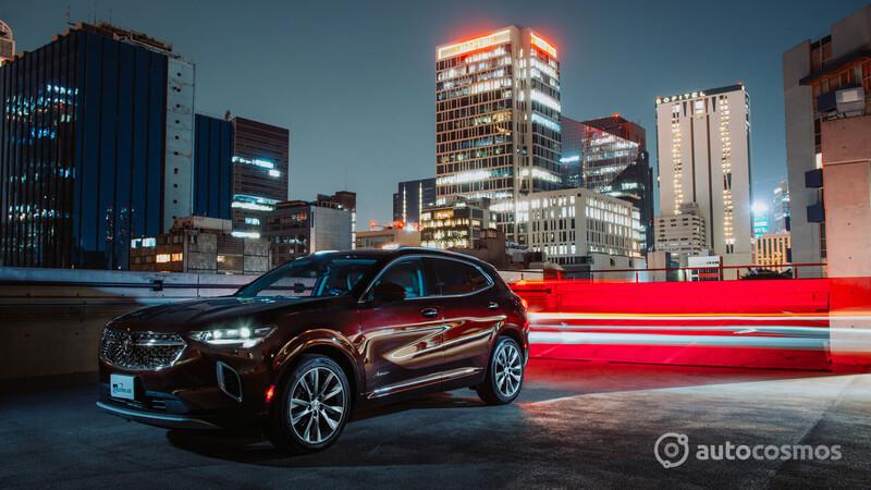 Buick Envision 2021 a prueba
