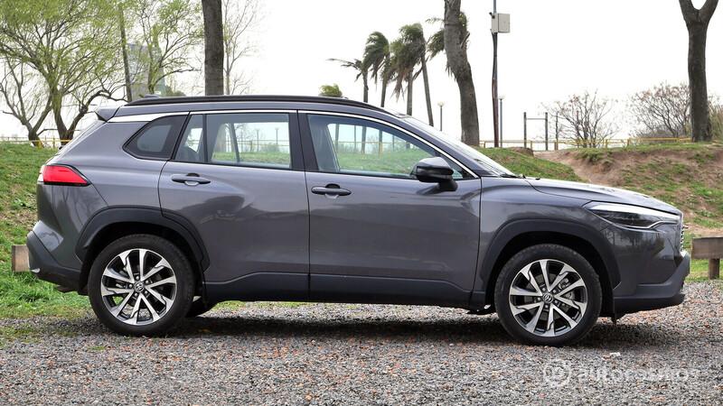 Prueba de manejo Toyota Corolla Cross 2.0L