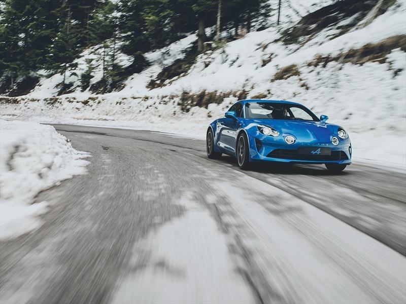Alpíne A110 2018