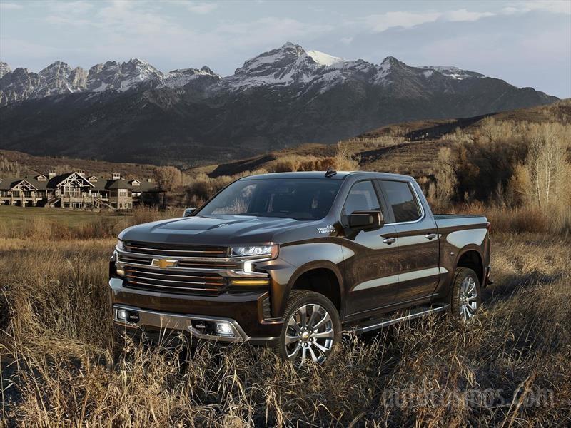 Nueva Chevrolet Silverado