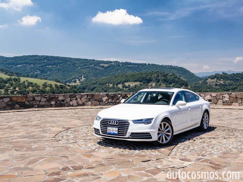 Audi A7 Sportback 2016