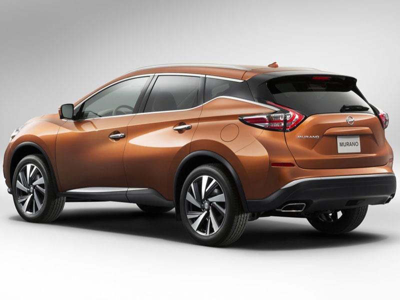 Nueva Nissan Murano
