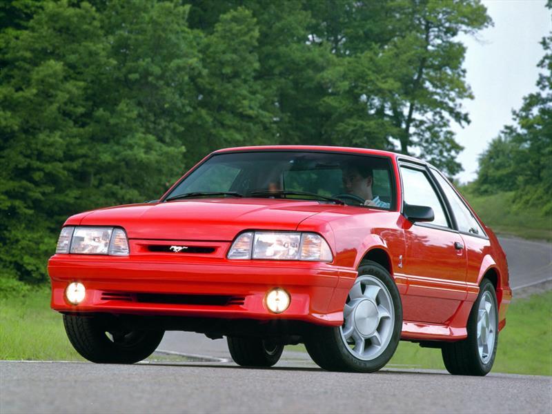 Mustang 50 años: 1993 El SVT Cobra