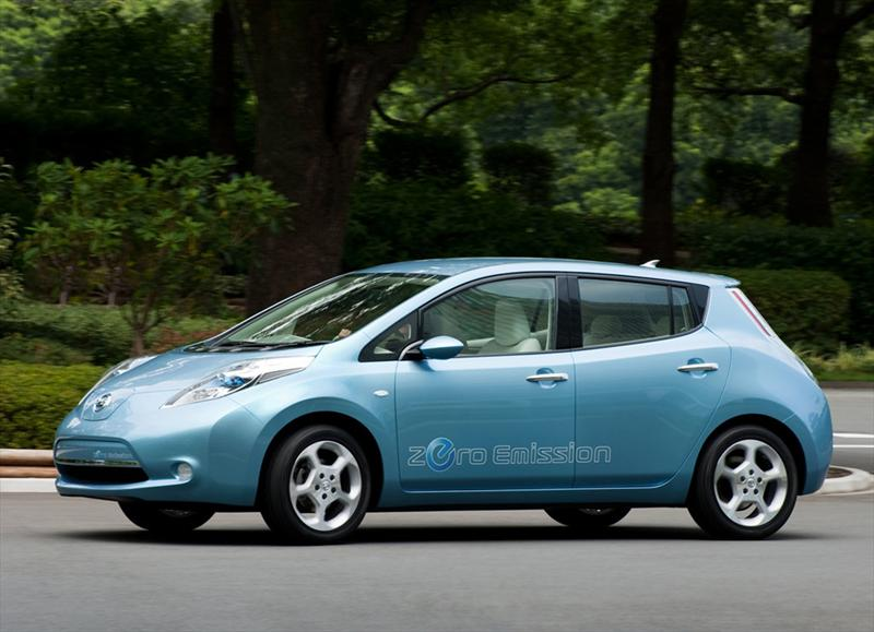 Top 10: Nissan LEAF