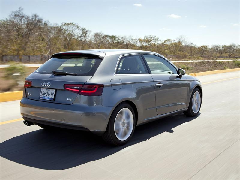 Audi A3 2013, lanzamiento en México