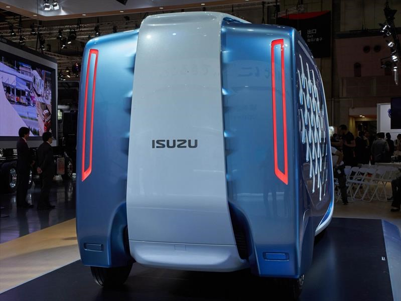 Isuzu FD-SI Concept