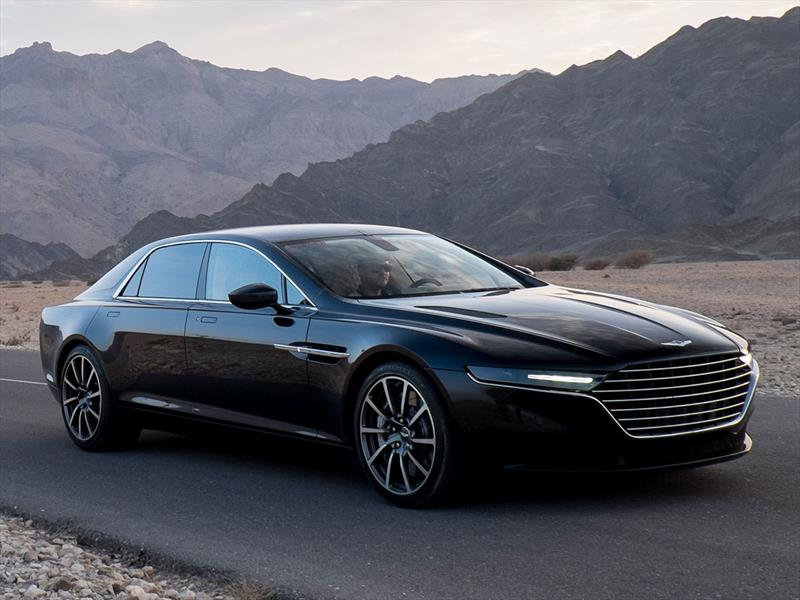 Nuevo Aston Martin Lagonda