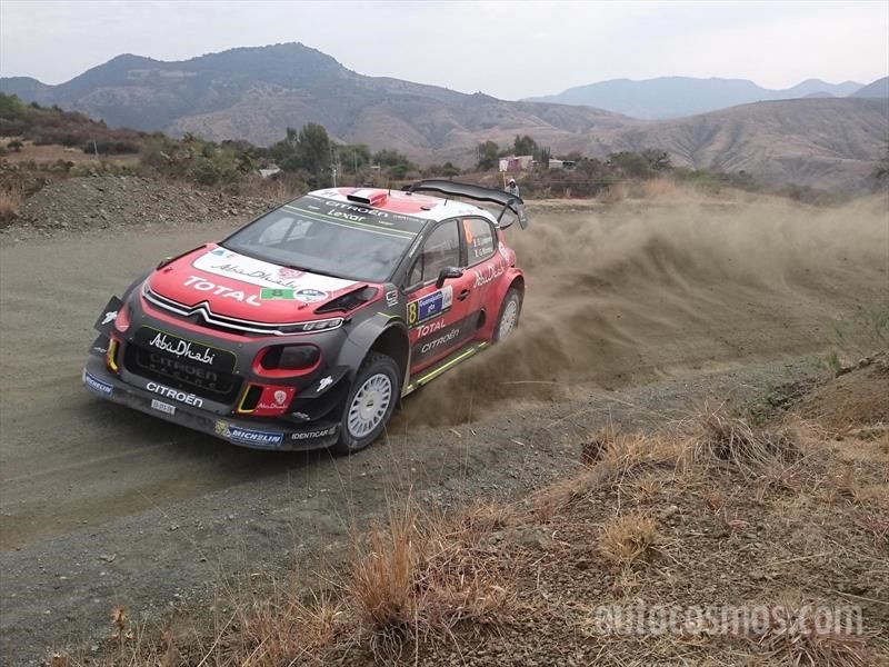 Rally Mexico WRC 2017