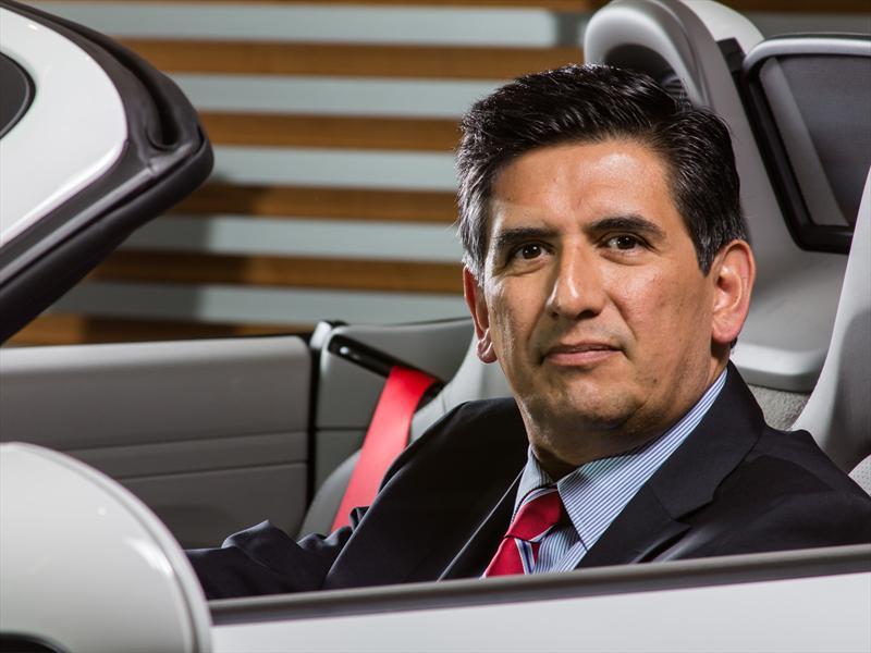 Francisco Torres, Director de Porsche de México