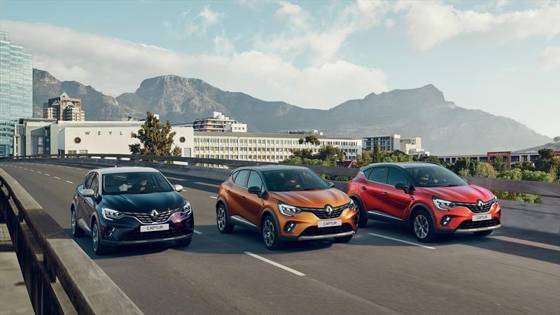 Renault Captur: segunda generación europea