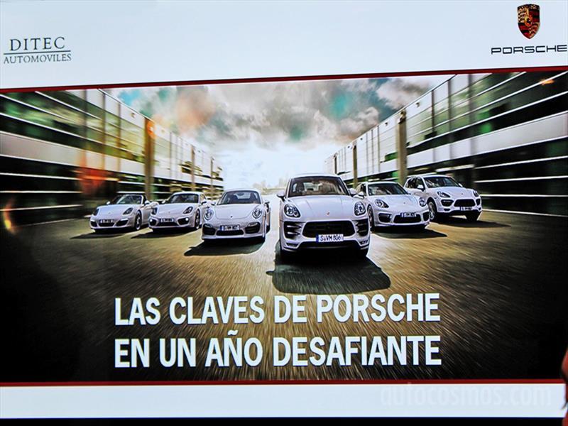 Porsche Chile 2015