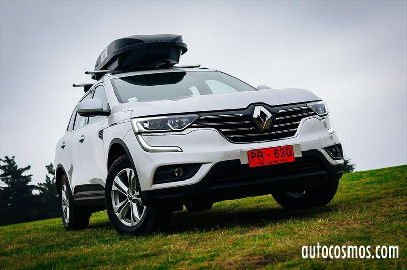 Renault Koleos 2017 - Lanzamiento en Chile