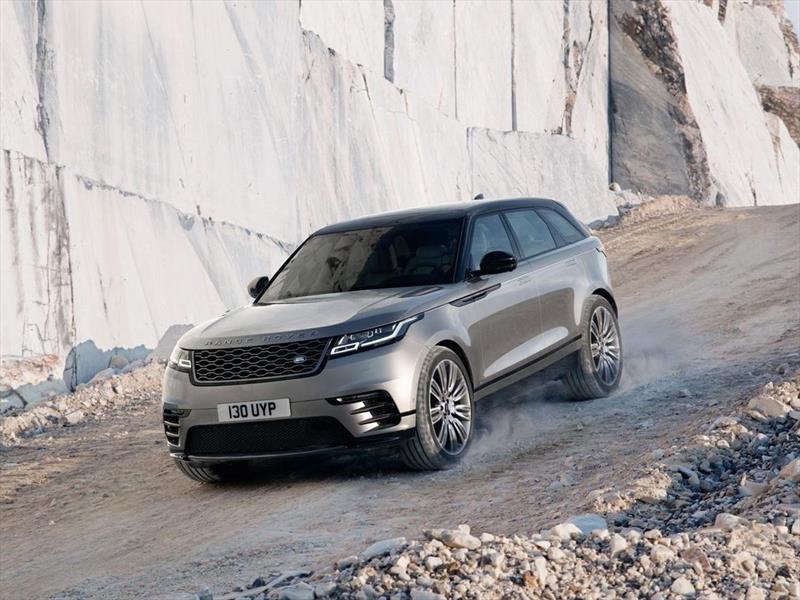 Range Rover Velar - 2017