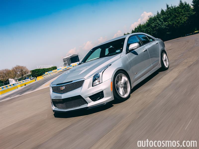 Cadillac ATS-V 2016
