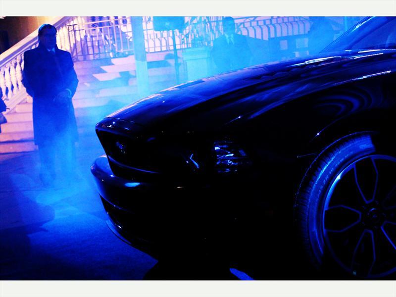 Ford Mustang 2013. Lanzamiento en Chile
