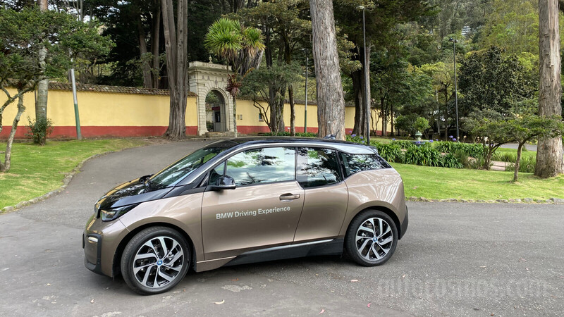 BMW i3s 2021