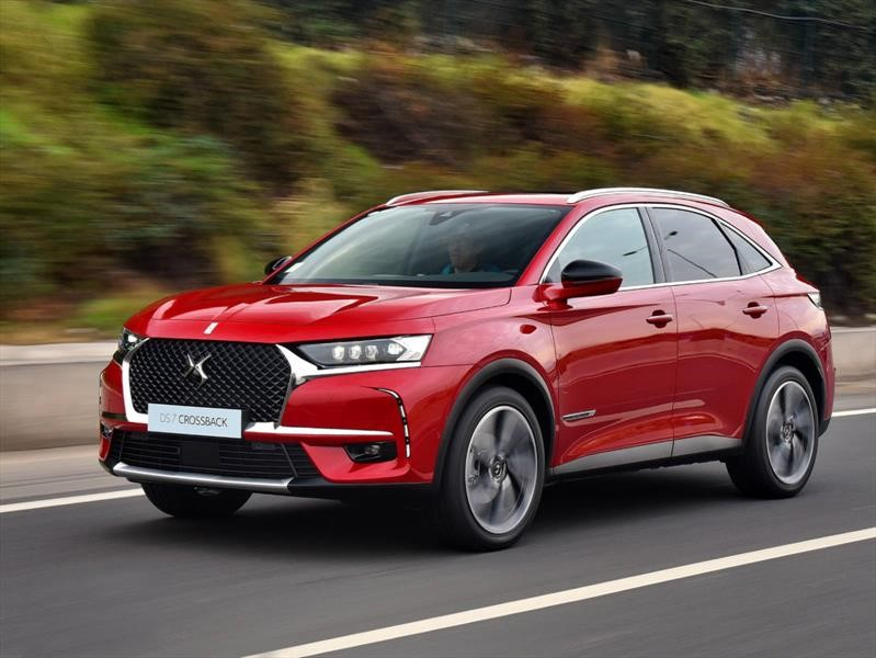 DS7 Crossback 2019 - test drive