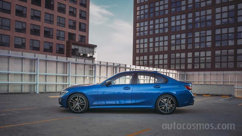 BMW Serie 3 (G20) a prueba