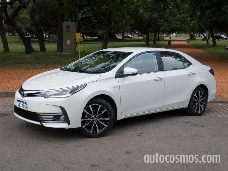 Toyota Corolla MY 2017 a prueba