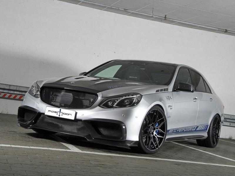 Mercedes-AMG E63 RS850+ por Posaidon