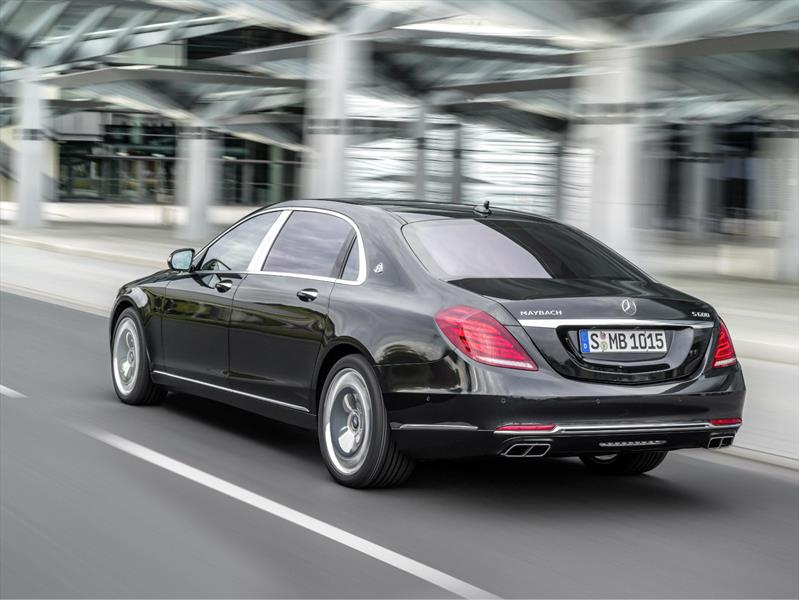 Mercedes-Maybach S600 2016