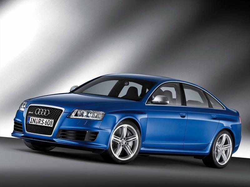 Los 10 menos confiables: Audi RS6
