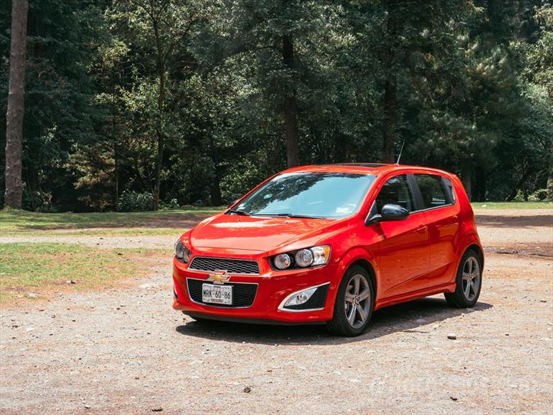 Chevrolet Sonic RS 2014