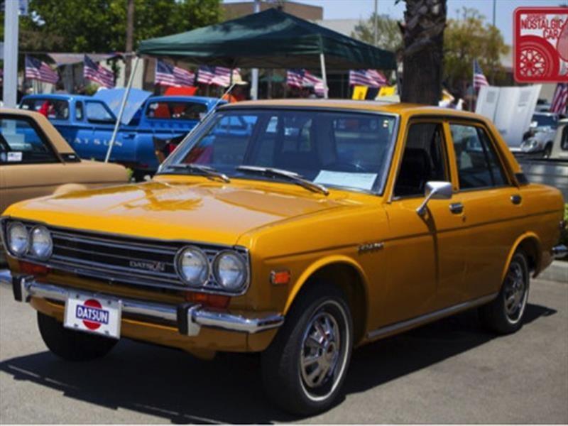 Datsun 510 Sedan 1972