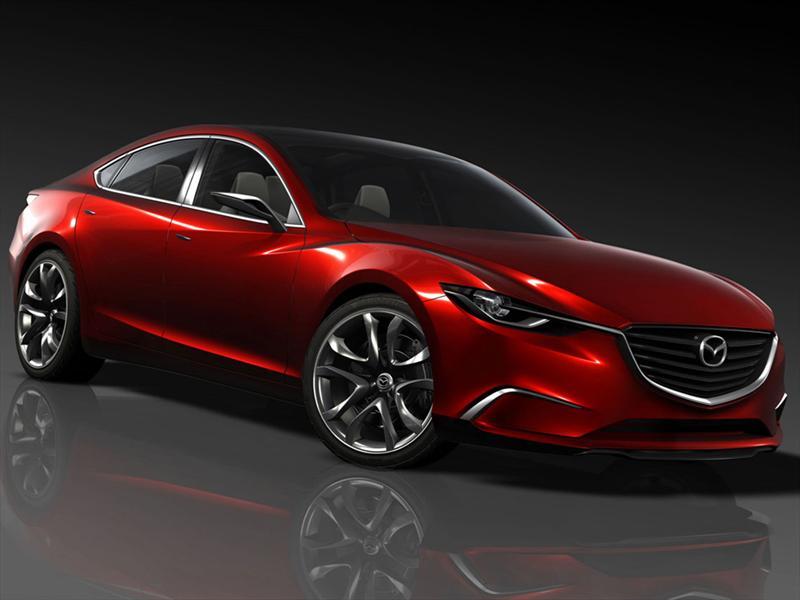 Mazda Takeri Concept debuta en el Salón de Tokio