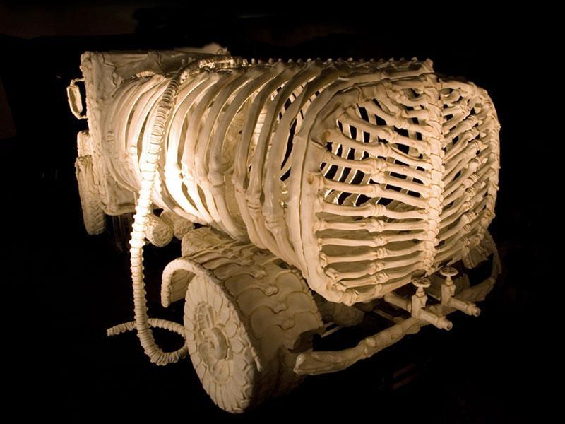 Camiones de esqueleto