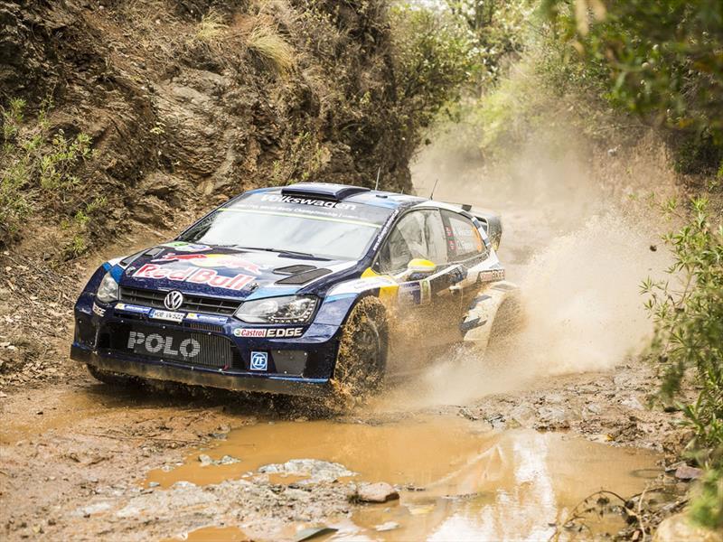 Rally México 2015