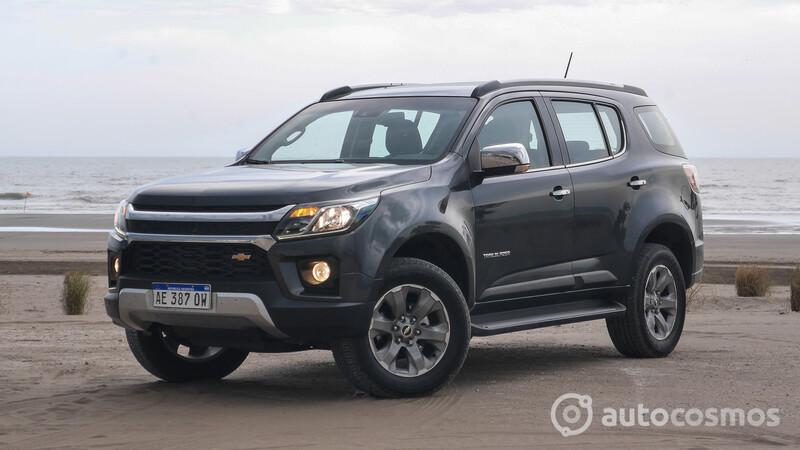 Chevrolet Trailblazer 2021 a prueba