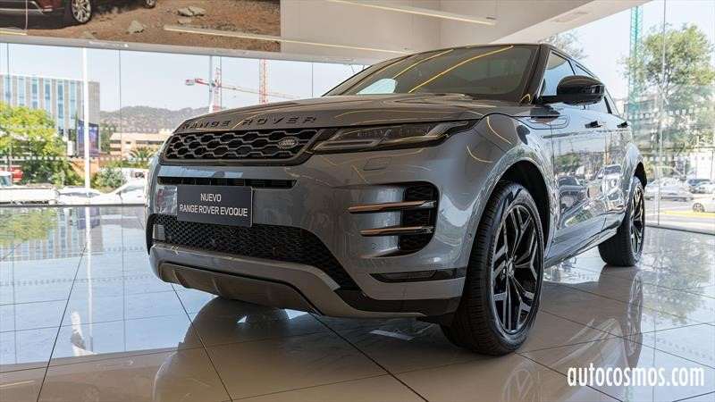 Range Rover Evoque MHEV 2020 en Chile