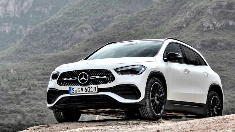 Mercedes-Benz GLA, lanzamiento Colombia 2020