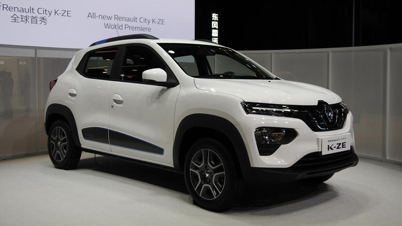 Renault K-ZE 2020