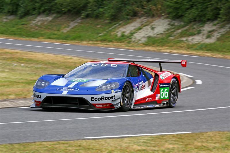 Ford GT 2016 de Le Mans