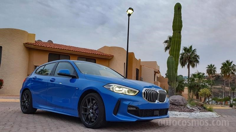 BMW Serie 1 2020 llegada a México