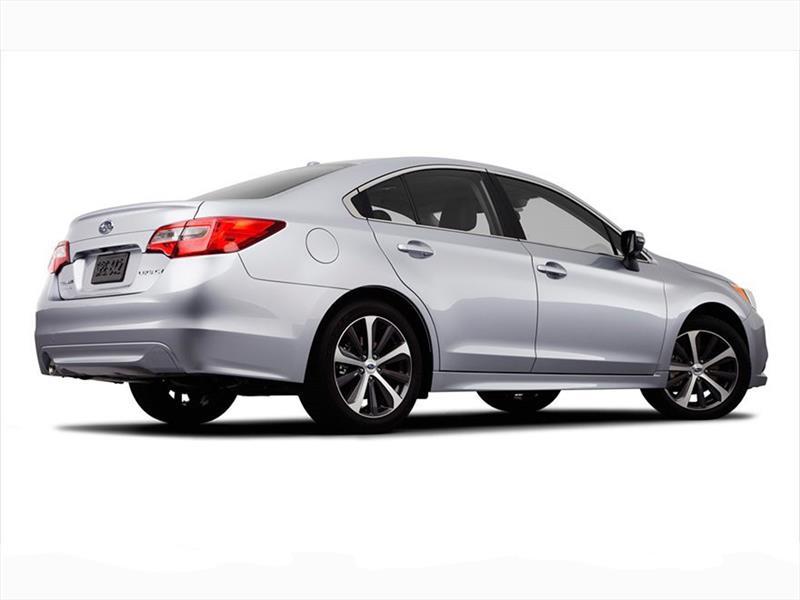 Nuevo Subaru Legacy