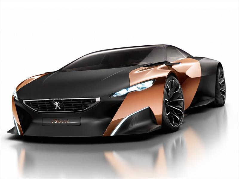 Top Ten: Peugeot Onix Concept
