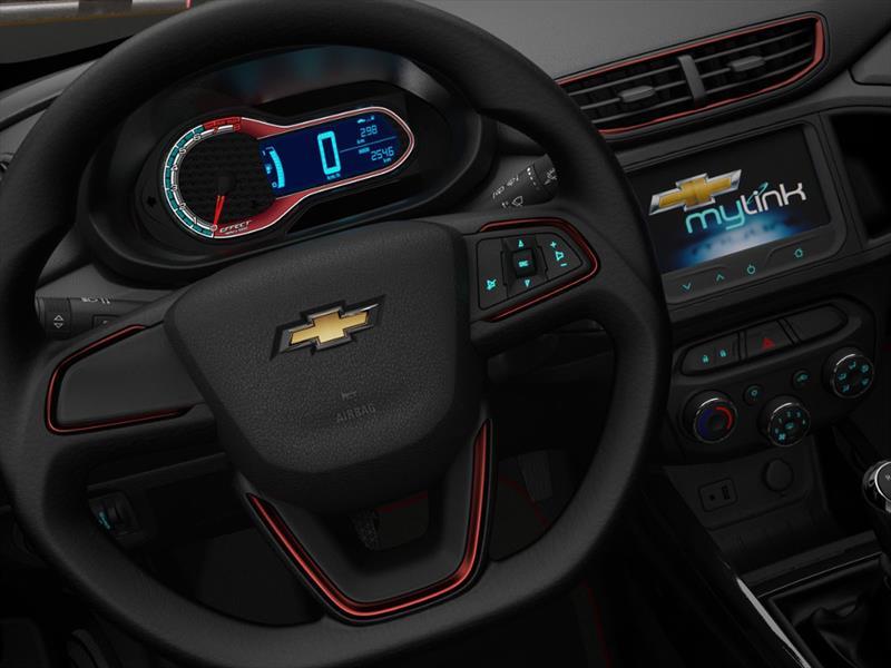 Chevrolet Onix Effect y Track Day