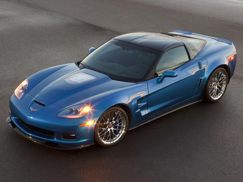 Chevrolet Corvette C6 ZR1