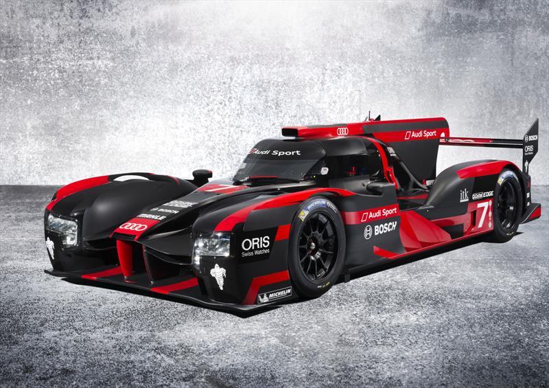 Audi R18 Hybrid LMP1 el arma para Le Mans 2016