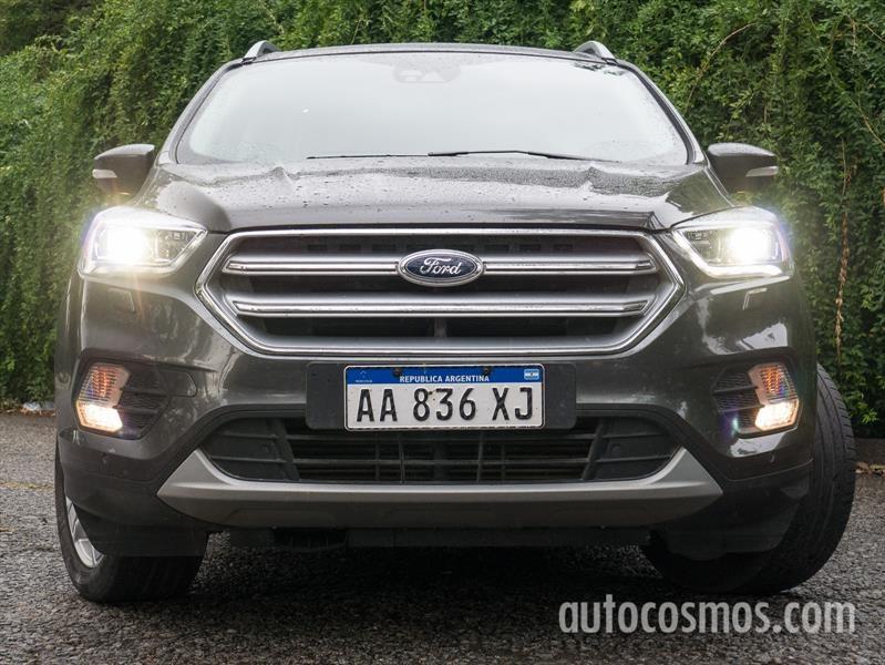 Ford Kuga a prueba
