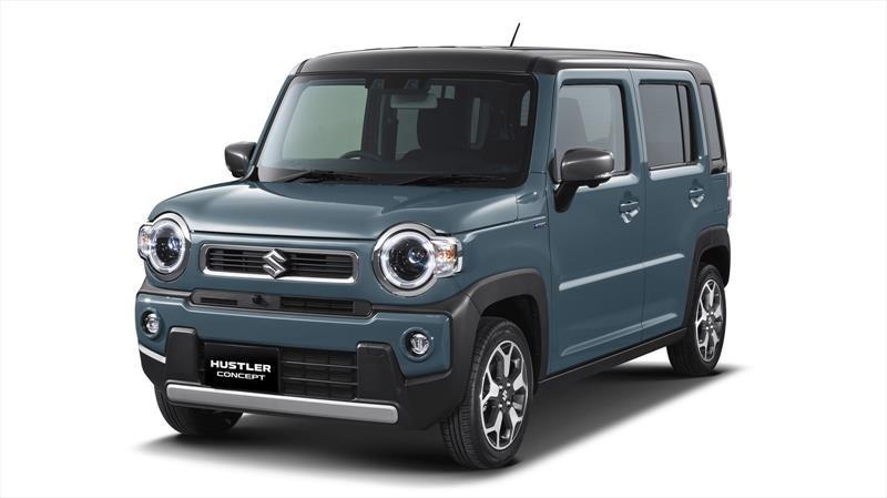 Suzuki en el Salón de Tokio 2019
